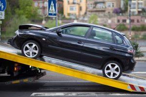 wypadek drogowy z winy najemcy