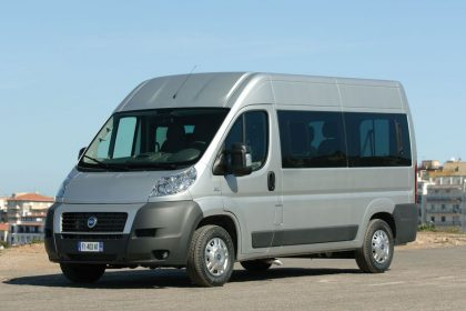 fiat ducato wynajem busa 9 osobowego